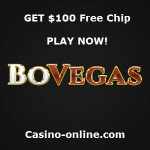 Bovegas Casino no deposit bonus codes