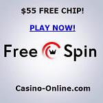 Free spin casino no deposit bonus codes