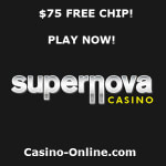 Supernova Casino No Deposit Bonus