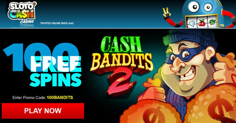 Sloto Cash No Deposit