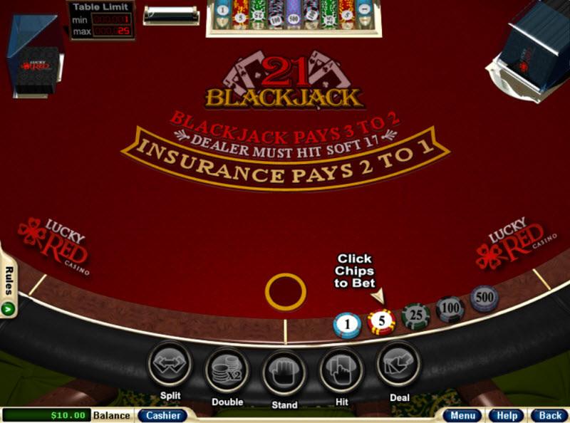 Real Casino Blackjack