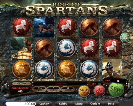 rise of the spartans