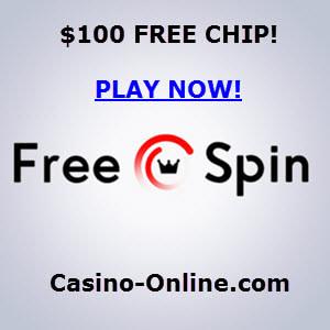 Free Spin Casino No Deposit Bonus