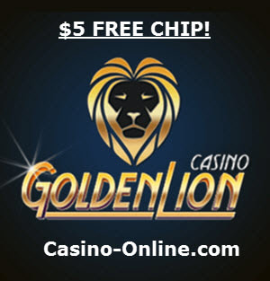 Golden Lion Casinono deposit bonus codes