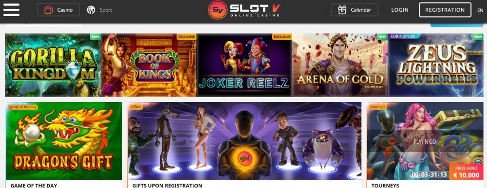 Online Casino Games Deposit Bonus