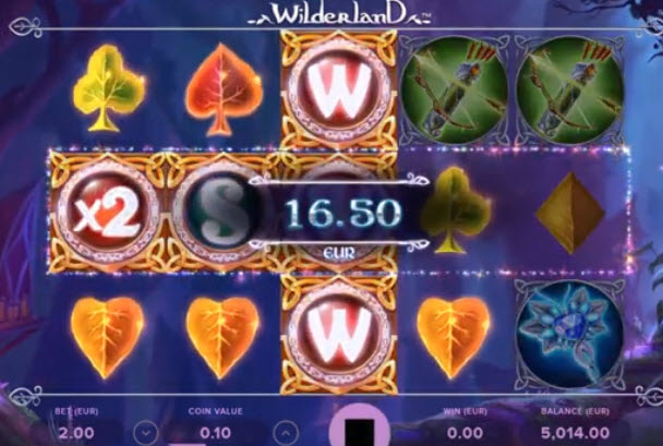 Wilderland Slot Game Review