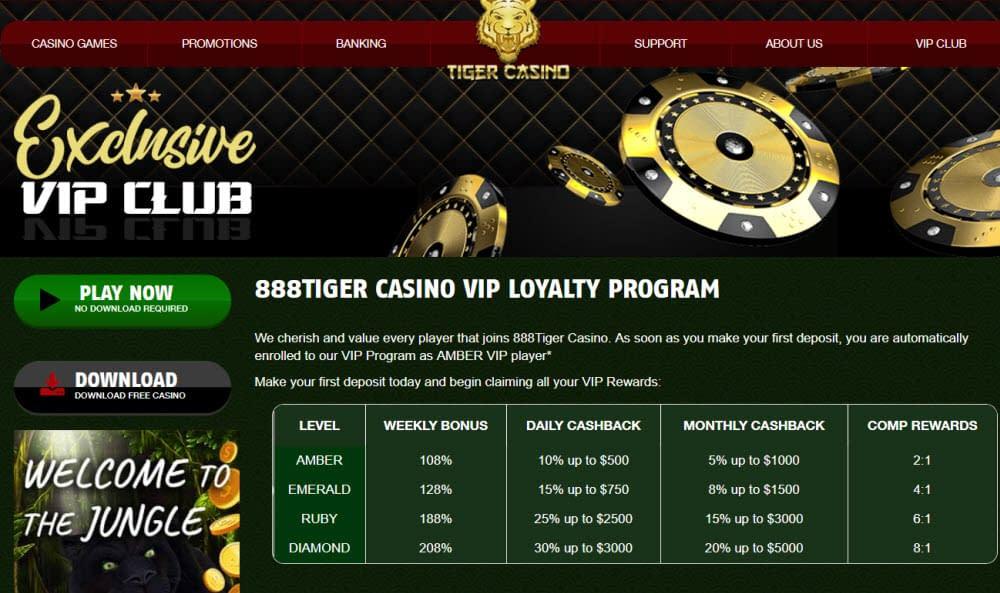 888Tiger Casino