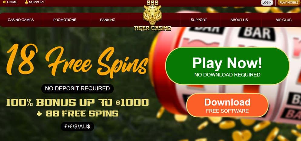 888tigercasino Com 888 Tiger Casino Review