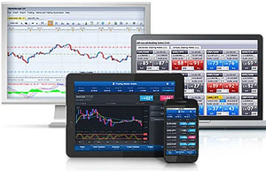 Trade forex account