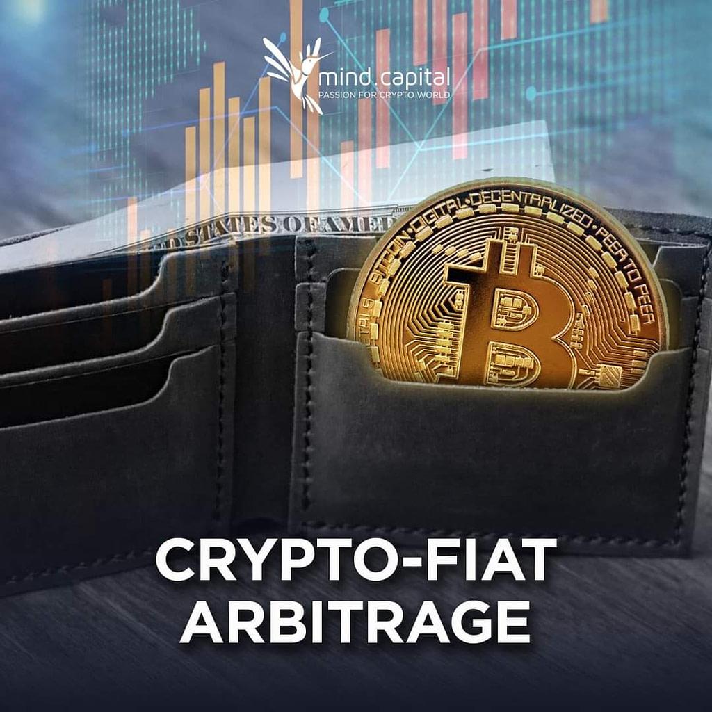crypto fiat arbitrage