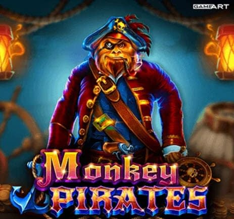 Monkey Pirates Slot