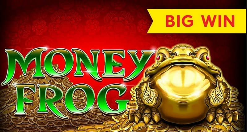 Gold Money Frog Slot