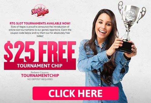 Slots of Vegas 25