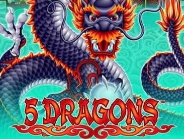 5 dragon Slot