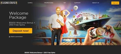 casino cruise casino review