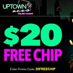 Uptown Aces Casino no deposit