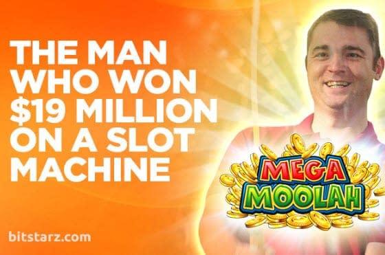 Won $19 Million on a Slot