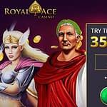 35 Free Spins at Royal Ace