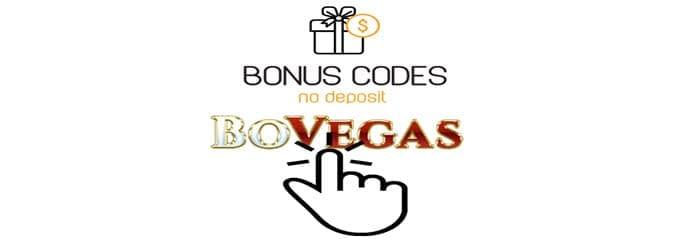 Bovegas Casino no deposit bonus