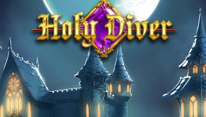 holy diver slot game