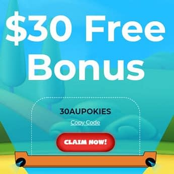 Aussie Play Casino 30 free