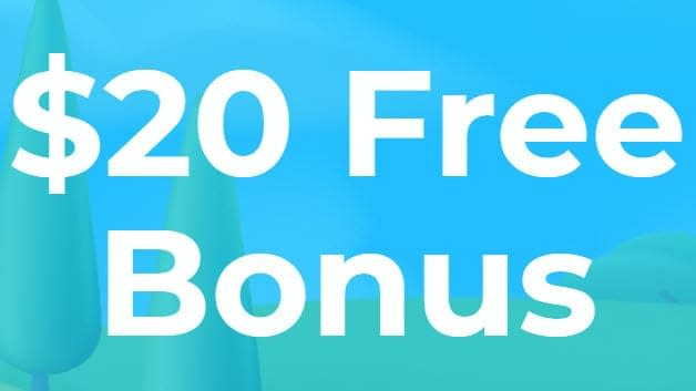 Aussie Play Casino 20 Free chips