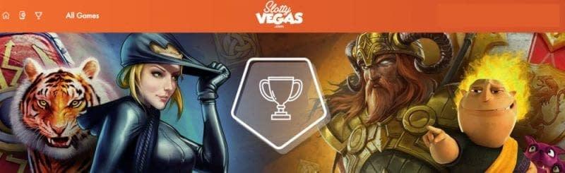 Slotty Vegas casino Vip