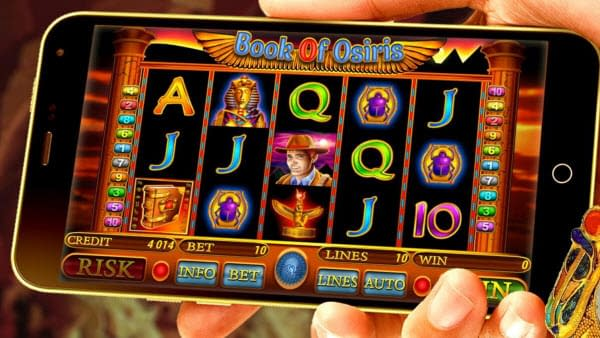 Book of Osiris slot