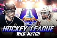 Hockey League Wild Match slot bonus