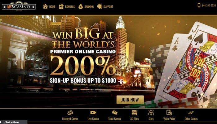 myb casino bonus codes
