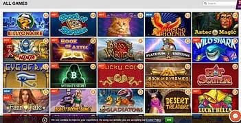 Playamo casino game