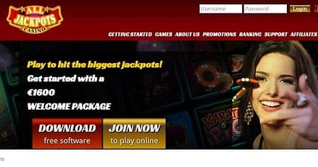 all jackpots casino review