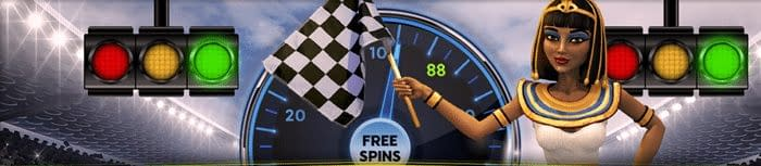 Free Spin Races Arena