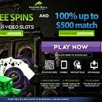 ragingbull casino free spins no deposit match bonus up to $500