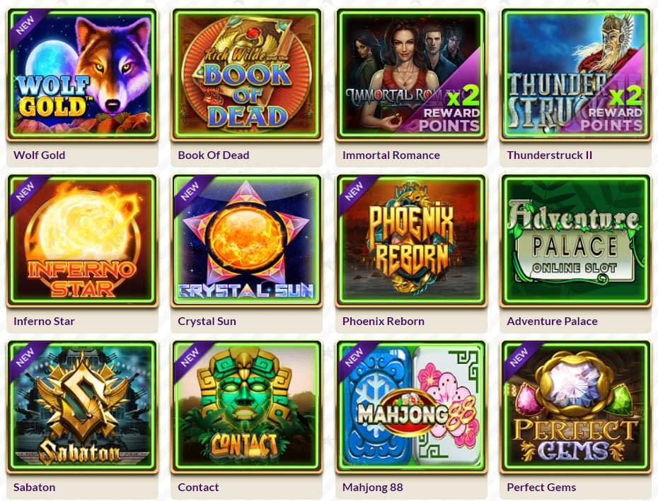 Slotjoint casino slots