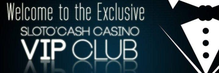 Sloto Cash Casino Vip Club