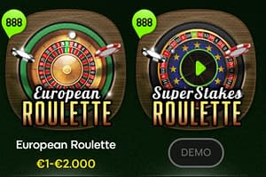 Roulette Online Gratis