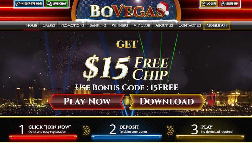 Bovegas Casino Affiliate Program