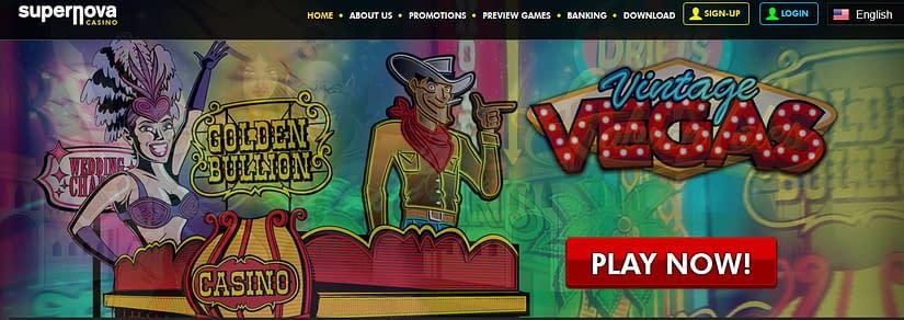 Supernova Casino Affiliate Program