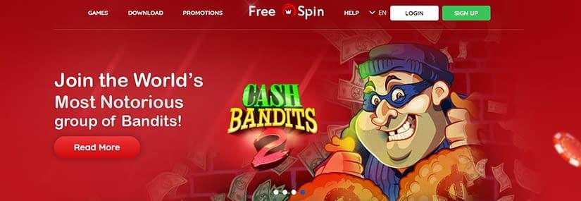 Free Spin Casino Affiliate Program