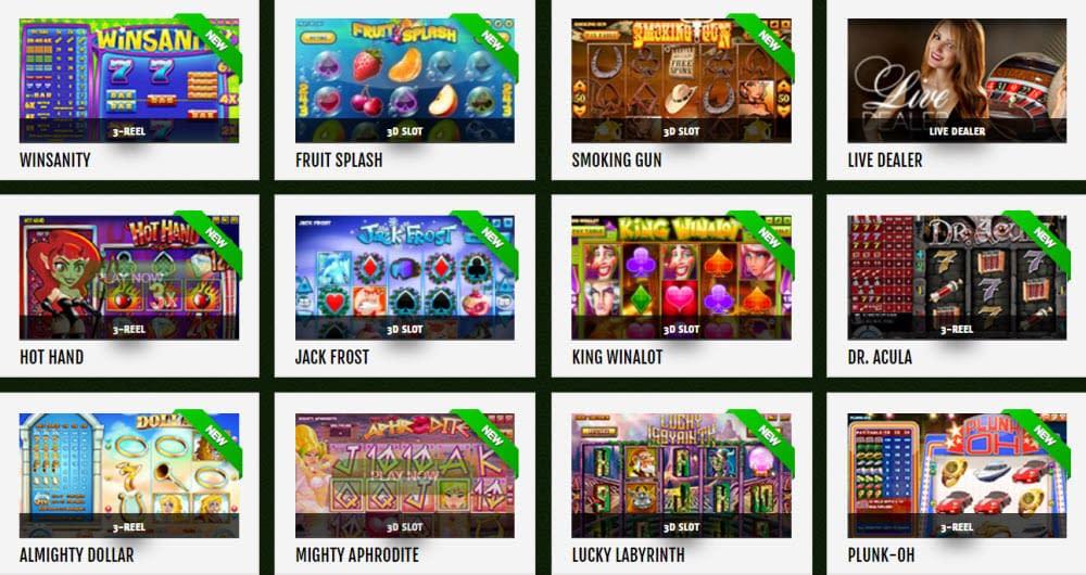 888 tiger casino New Slots