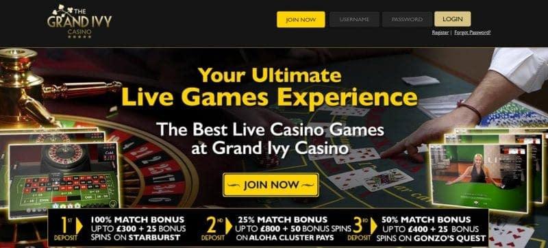 GrandIvi Casino