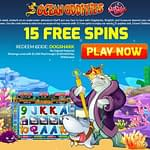 slots of vegas 15 free spins