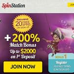 SpinStation Casino No Deposit Bonus