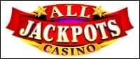 casino all jackpots logo review
