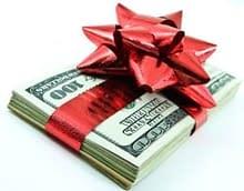 Online Casono Christmas Bonus