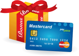 Mastercard bonus