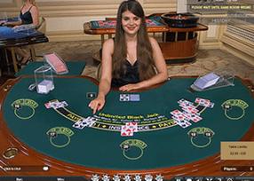 Mansion Casino - LIVE GAMES