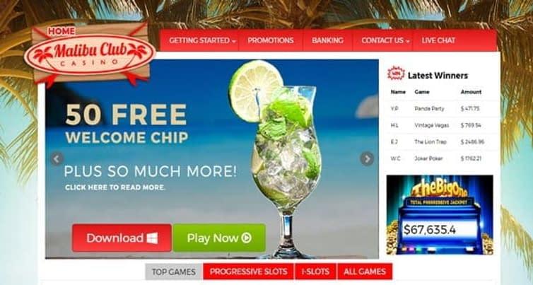 casino com bonus codes 2018