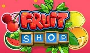 fruit shop slot bonus codes